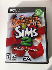 The Sims 2 Holiday Edition PC Complete