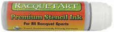 Racquet Art Premium Stencil Ink - Water Based - Silver