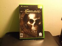 Enclave (Microsoft Xbox, 2002) IN MINT CONDITION