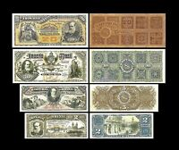 Brésil -  2x 2 - 20 Mil Reis - Edition 1885 Dom Pedro II - Reproduction - 42