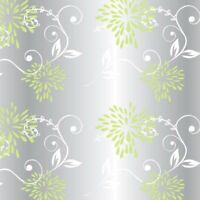 80cm Wide Cellophane Ivory Butterfly Film Roll Gift Wrap Cello 100m