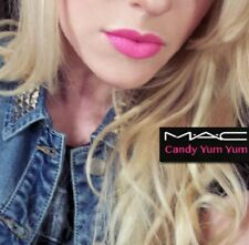 MAC Cosmetics PINK LIPSTICK Retro Matte CANDY YUM YUM - NEW in Box