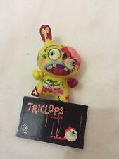 Rare Kidrobot Dunny Triclops