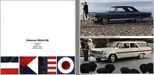 American Motors 1966 - American Motors 66 - Ambassador, Marlin, Rambler Classic,