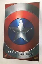 Captain America The First Avenger (Chris Evans) 1:6 Hot Toys Figure MMS156