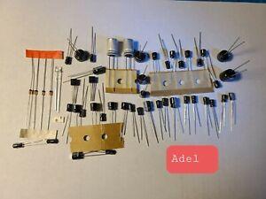 Sony ICF-2010 ICF-2001D Full Repair Kit + 2sk152 Made In Japan+Service Manual