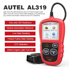 Autel Autolink AL319 Auto OBD2 CAN Scanner Diagnostic DIY Tool Engine Check I/M