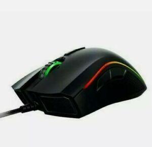 Razer Mamba Tournament Edition rgb (RZ01-01370100-R3U1) Wired Laser Gaming Mouse