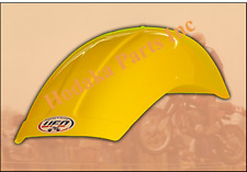 UFO Yellow Universal Rear Fender Moto-Cross large 250cc-500cc (1975-1983)