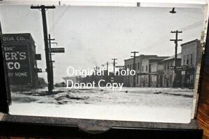 #D4576,Ely Nevada, Aug 2 1922, Flood,8th & Altman,Real Photo Postcard