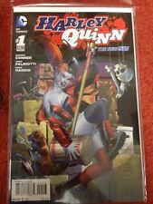 Harley Quinn (2014) #1  The New 52!