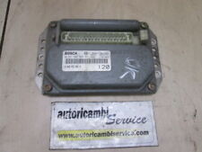 464558010 CENTRALINA INIEZIONE MOTORE BOSCH FIAT BRAVO 1.4 B 5M 3P 59KW (1996) R