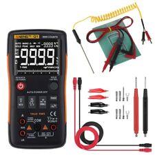 Haute précision Auto Range Meter Numérique Multimètre Ampère Capacité Résistance