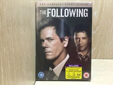 The Following Complete First Season / Series 1 DVD Boxset New & Sealed Bacon