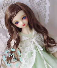 1 6 6-7 Dal Msd BJD YOSD LATI Wig LUTS AOD BB supper Dollfie Doll Brown Toy wigs