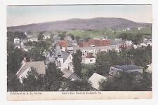 Richford,Vermont,Bird's Eye View,Franklin County,Used,1910
