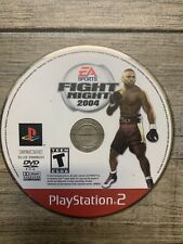 EA Sports Fight Night 2004 PS2 DISC ONLY! boxing