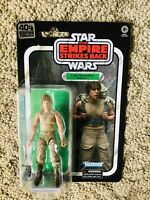 Star Wars Luke Skywalker Dagobah 40th Anniv The Empire Strikes Back Black Series