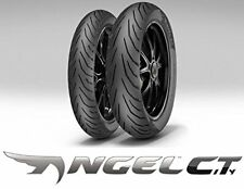 100/80/17 130/70/17 CBR/125 R RS 125 Coppia gomme pneumatici Pirelli Angel City