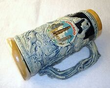 New listing Vintage Chicago Souvenir Beer Stein Made in Japan