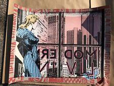 """FAILE Art """"Modern Living"""" Limited Edition/SignedSilkscreen"""
