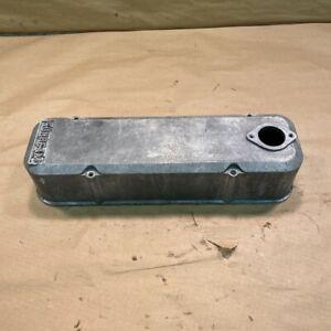 Original Sunbeam Alpine Aluminum Valve Cover Cam Cover w SUNBEAM script OEM