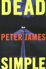 Dead Simple by Peter James  (Hardcover)