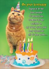 On Your Birthday - Greeting Card - 00751