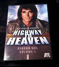Highway to Heaven - Season 1: Volume 1 (DVD, Michael Landon)