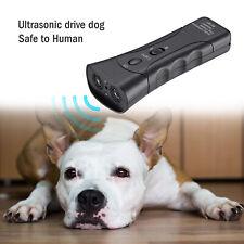 Ultrasonic Anti Bark Control Stop Barking Away Pet Dog Training Repeller Defence