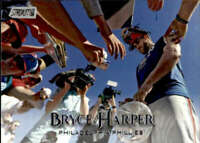 2019 Topps Stadium Club #291 Bryce Harper Philadelphia Phillies Baseball Card