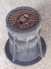 Große PE Straßenkappe Geocaching Behälter Versteck Geo-Cache Geo-Caching GPS