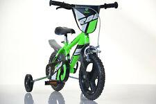 12 Zoll 412 Jungenfahrrad Kinderfahrrad Kinderrad Fahrrad Spielrad Rad DINO-BIKE