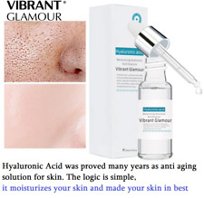 Face Cream Shrink Pore Skin Care Repair Whitening Anti-aging Serum Hyaluronic
