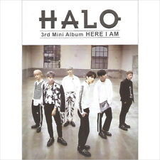 Halo - Here I Am (3rd Mini Album) Korea Import New CD K-Pop
