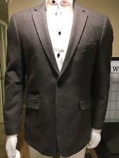 Nwot Joseph Abboud Men's Sportcoat Blazer Wool Blend Sz M Black/Gray Herring
