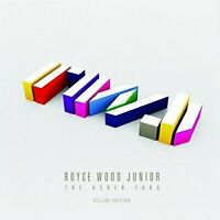 ROYCE WOOD JUNIOR The Ashen Tang (2016) Deluxe Edition CD album NEW/SEALED