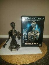 GENTLE GIANT, T-X TERMINATOR  #2118/6000 made, not cinemaquette, not sideshow