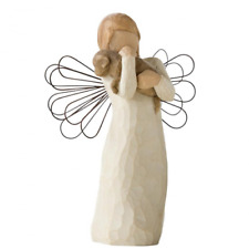 Willow Tree Angel Figurine - Angel of Friendship 26011 in Branded Gift Box