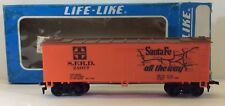 Life-Like Santa Fe S.F.R.D. 25077 The Grand Canyon Line Wood Side Box Car HO