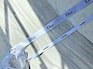 WEEKEND SPECIAL  - DIOR & CHANEL GIFTING RIBBON