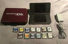 !!MARIO KART!! | Nintendo DSi XL Bronze System Bundle w/ 13 Games, Case, Charger