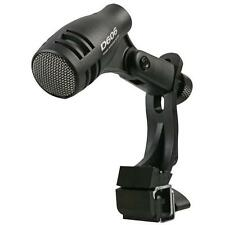 Pulse D-606 Clip On Drum Tom Snare Dynamic Microphone Shock Mount Mic Band Stage