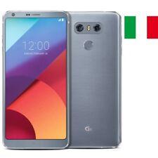 LG G6 H870 32GB ICE PLATINUM GARANZIA 24 MESI ITALIA NO BRAND