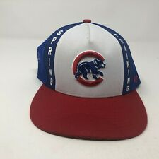 Chicago Cubs MLB 47 Brand Spring Training Baseball Trucker Mesh Hat Snapback