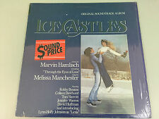 ICE CASTLES SOUNDTRACK Music by Marvin Hamlisch LP (Arista 1978) VG+