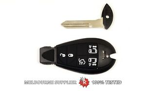 NEW Chrysler Grand Voyager Key and Remote 2008 2009 2010 2011 2012 2013
