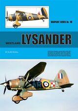 NEW Warpaint Series Books 48 Westland Lysander