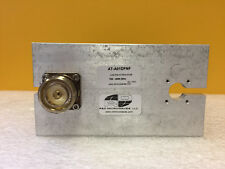 R&D AT-A01DFNF 698 to 4000 MHz, 7/16 DIN (F) to N (F) Attenuator. Tested!