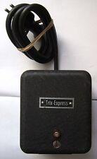 Trix Express transformateur 20/147? transformateur GNC 10098/25 nostalgie vintage métal